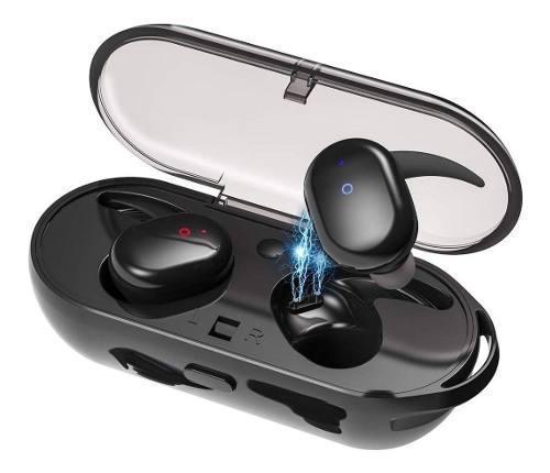 Audífonos Bluetooth 5.0 Tws Base Carga Contra Agua Touch