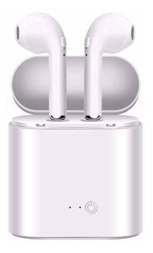 Audífonos Bluetooth Inalámbricos AirPods C/ Estuche