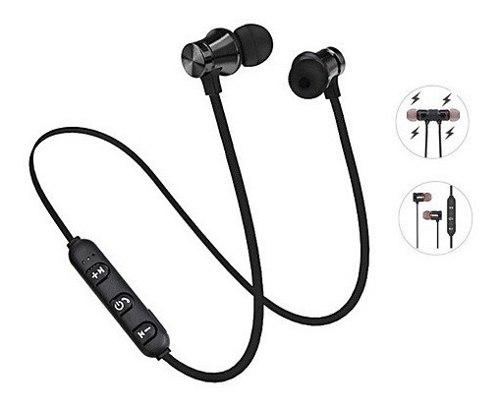 Audífonos Magnéticos Bluetooth Llamada Música Android