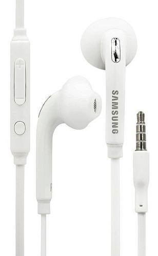 Audífonos Samsung S6, S7 En Caja Y Gomas Repuesto