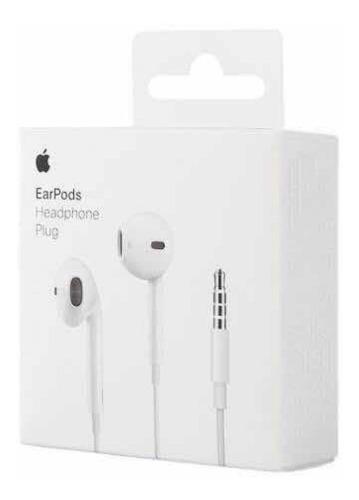 Audifonos Earpods Apple Nuevos Originales En Su Caja (aux)