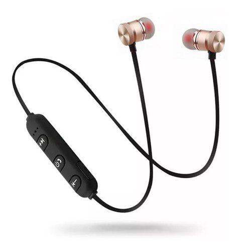Audifonos Magneticos Bluetooth Manos Libres Con Iman Sport
