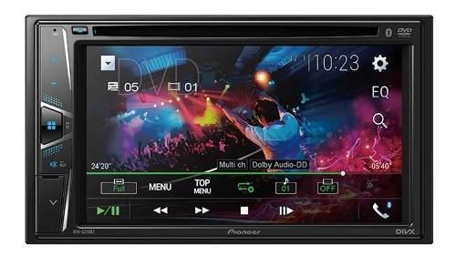 Auto Estereo Con Pantalla Pioneer Avh-g215bt Bluetooth 2 Din