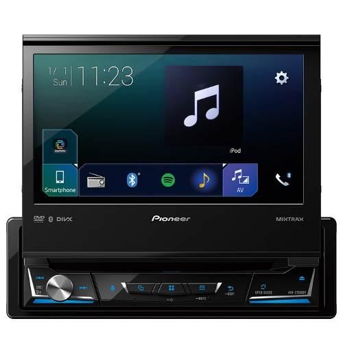 Autoestereo Pantalla Pioneer Avh-zbt Doble Din Car Audio