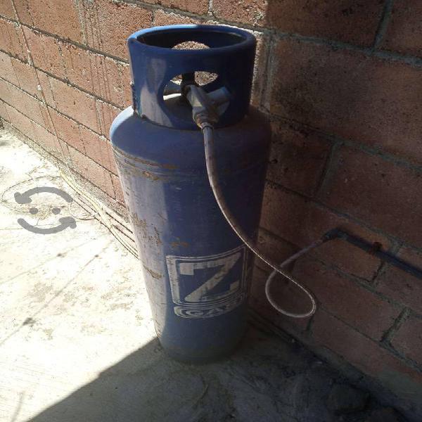 Cilindro de gas 30k perfecto estado, tanque de gas