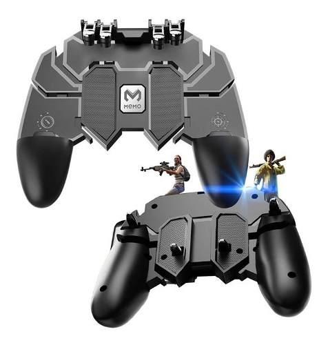 Control Gamepad Juegos Android Ios Gatillos Ergonomico