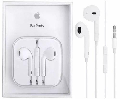 Earpods 3.5 Apple 100% Originales A Un Super Precio