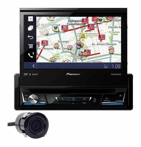 Estereo Pantalla Pioneer Avh-zbt Carplay Android Auto Bt