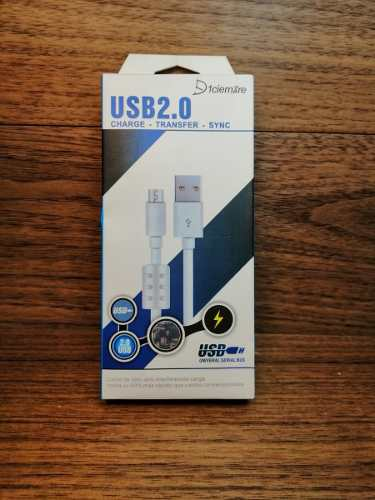 Mayoreo Cable Usb V8 / Micro Usb 2.0 High Speed