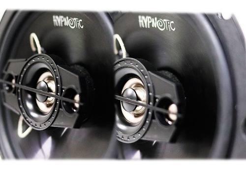 Par De Bocinas 6.5 Pulgadas Hypnotic Hsw 4 Vias Nuevas