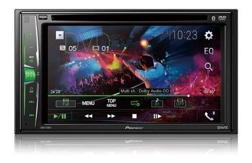 Pioneer Double Din 2din Mvh210ex 6.2 Touchscreen Digital Me