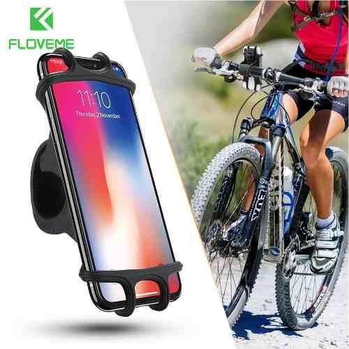 Soporte De Teléfono Celular Para Bicicleta