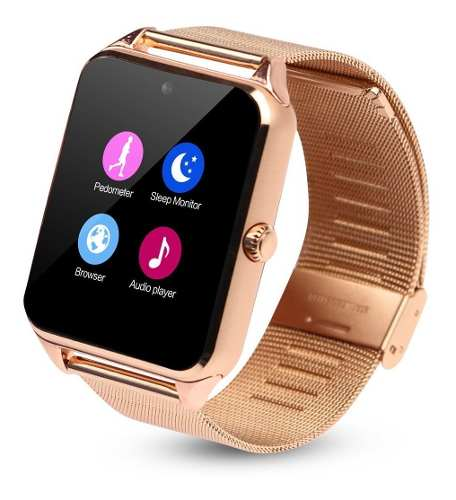 Z60 Smartwatch Reloj Inteligente Bluetooth Sim Android Ios