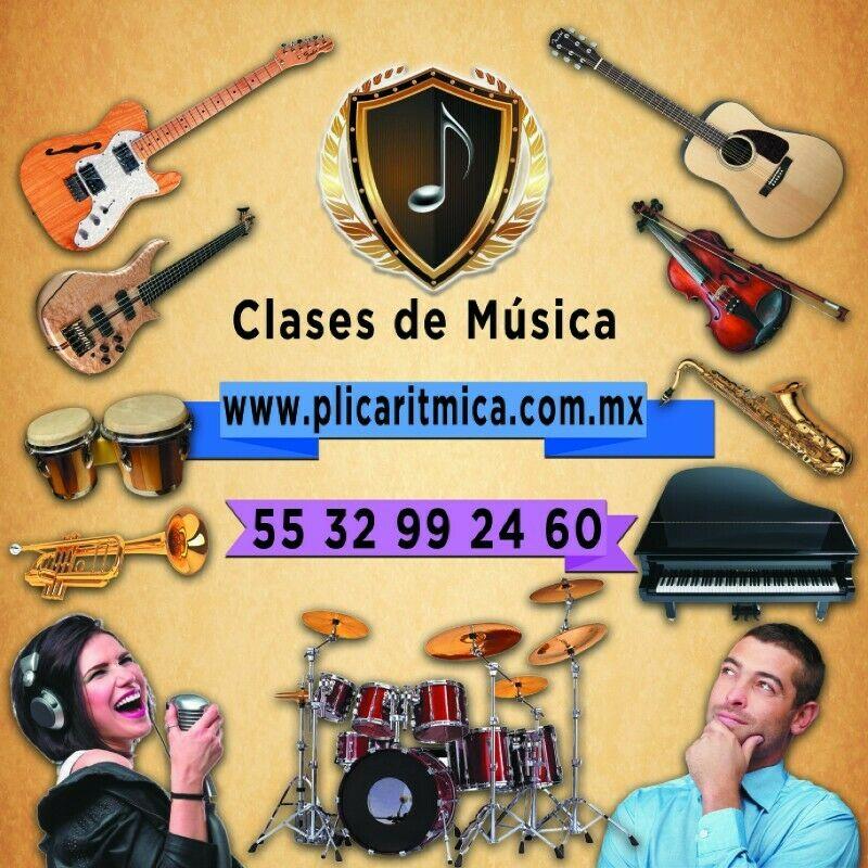 clases de violin, cuajimalpa, clases de guitarra, santa fe.