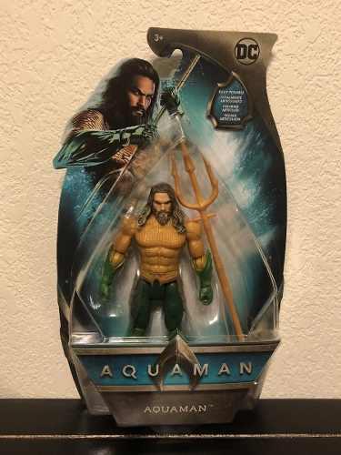 Aquaman Dc Multiverse Envio Dhl Gratis Orm Black Manta