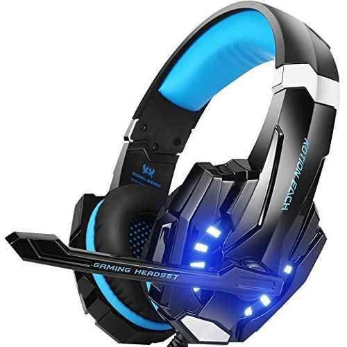 Bengoo G9000 Auricular Estéreo Del Juego Para Ps4, Pc, Xbox