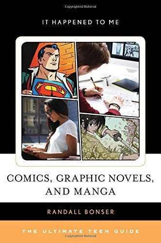 Cómics Novelas Gráficas Y Manga La Última Guía Para Adol