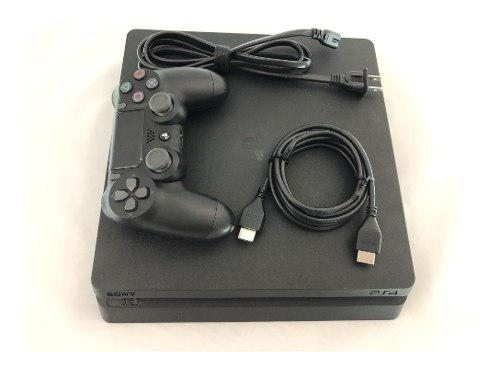 Consola Ps4 Slim Con Caja