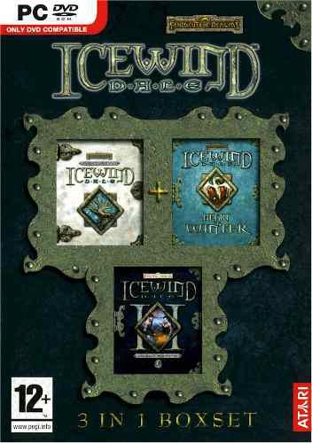 Icewind Dale Collection (juego Para Pc 3 En 1) Vbf