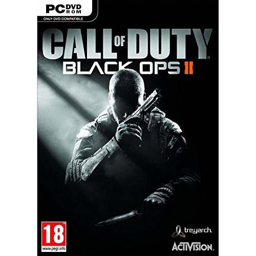 Juegos,call Of Duty Black Ops Ii - Pc..