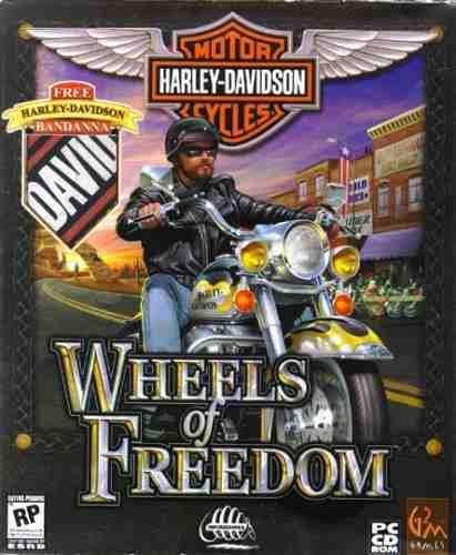 Juegos,harley Davidson Ruedas De La Libertad - Pc