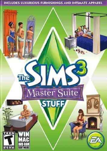 Juegos,los Sims 3 Material De La Suite Principal