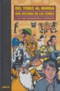Libro - Del Tebeo Al Manga: Una Historia De Los Cómics