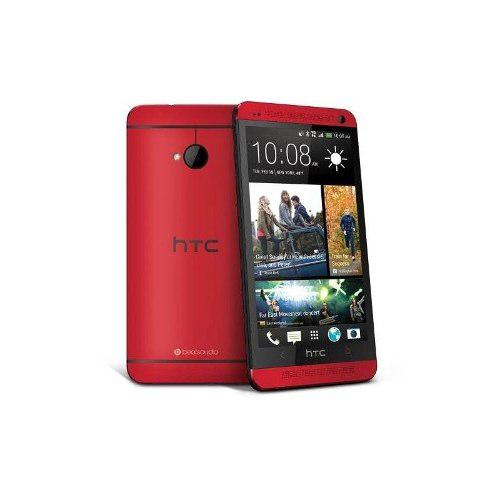 One M7 Htc 32gb 4g Lte Red Android Desbloqueado Cdmx Df