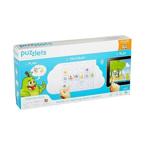 Puzzlets Starter Pack Con La Programación De Juegos