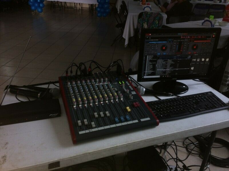 Renta de Audio profesional para eventos