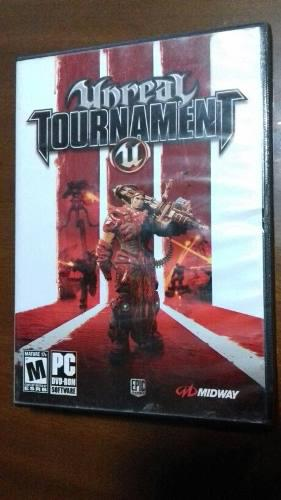 Unreal Tournament 3 Videojuego Pc Midway Shooter