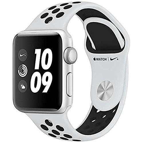 Apple Watch Nike Series 3 (gps), Estuche De Aluminio Platead