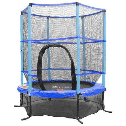 Brincolin Trampolin Tumbling Infantil Malla Protectora 1.4 M