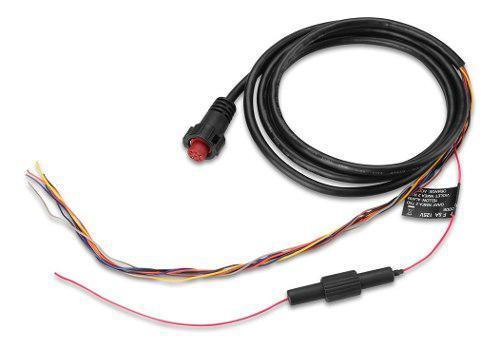 Cable Energía Garmin - 8 Pines F / Echomap & Trade; Serie Y