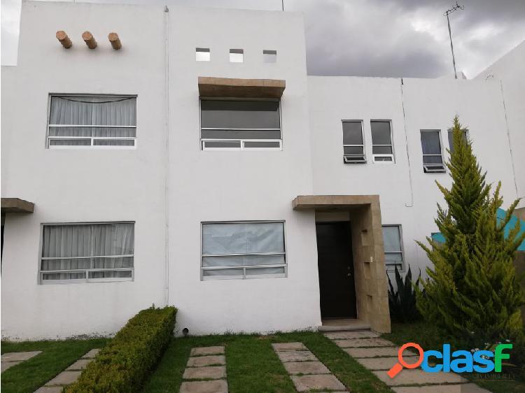 Casa en Renta en PRIV VALLE DEL SOL Pachuca Hgo