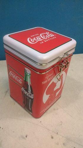 Especiero Coca Cola Metalico