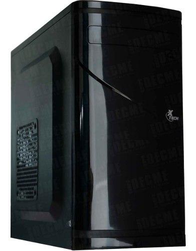 Gabinete Pc Xtech Fuente 500w Micro Atx Xtq-110