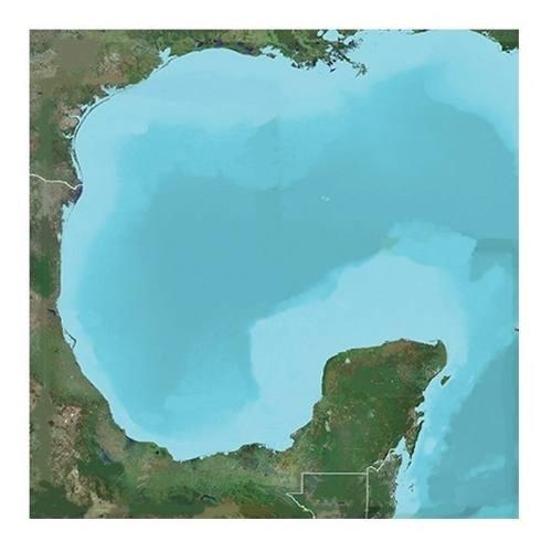 Garmin Bluechart Southern Gulf Of Mexico En Tarjeta Sd
