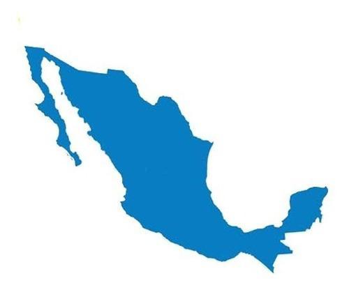 Garmin Fenix 5 Mapa México 2020.20