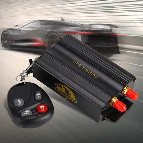 Localizador Gps Tracker Tk103b Rastreador De Moto O Carro
