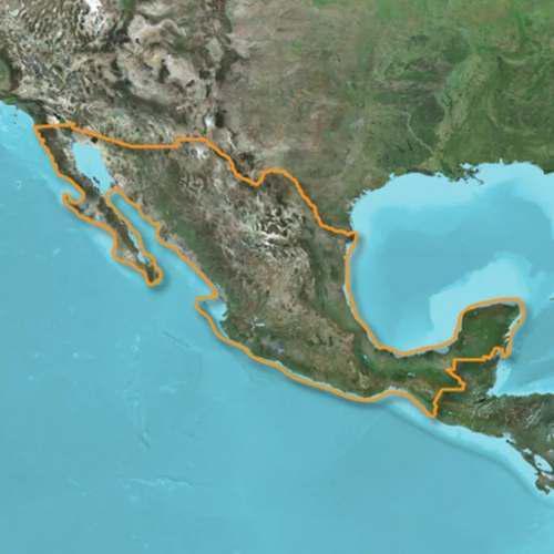 Mapa Garmin Topo Mexico - Envio Gratis 24hrs