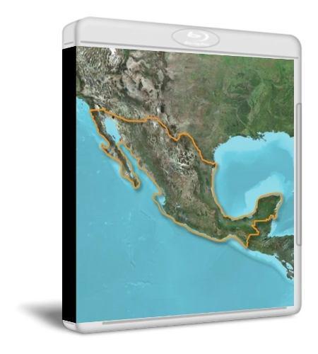 Mapa Topo Mexico Gps Garmin Etrex Y Otros Envio Al Mail