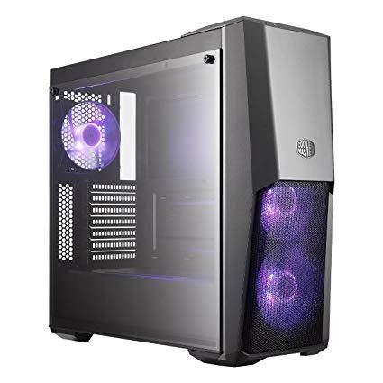 Msi Gabinete Cooler Master Mb500 Rgb Atx Negro /v /v