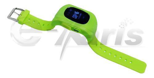 New Rastreador Gps Reloj De Diseño Infantil Con Llamada Sos