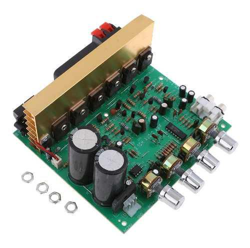 Placa Amplificadora Para Armar 200w