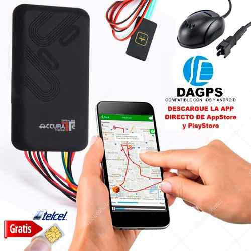 Rastreador Gps Tracker Con Plataforma Gratis De Por Vida