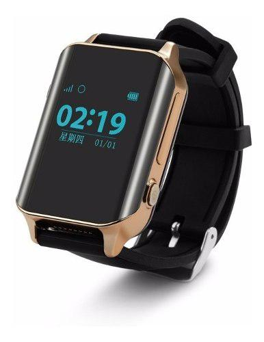 Reloj Celular Gps Localizador Rastreador Ritmo Pulso Cardio