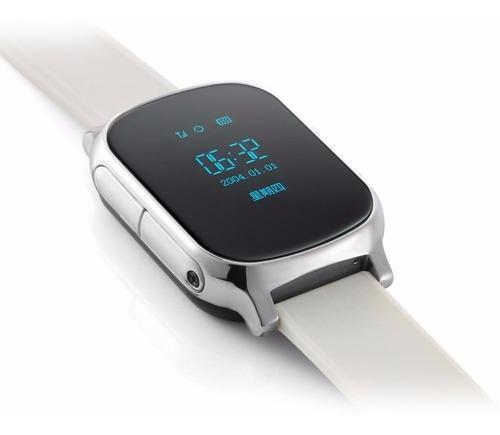 Reloj Celular Gps Localizador T58 App Sim Instalado C/$