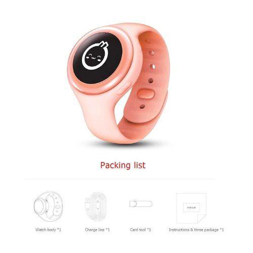 Reloj Xiaomi Mitu Rastreador De Niños Via Gps Envio Gratis