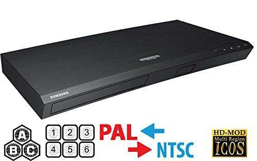 Samsung M8500 Uhd Wi Fi 2k Región 4k Blu Ray Disc Reproduct
